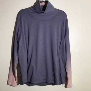 Calia by Carrie Underwood cowl neck pullover 2X